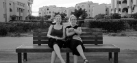 Happy girls - Port-Leucate